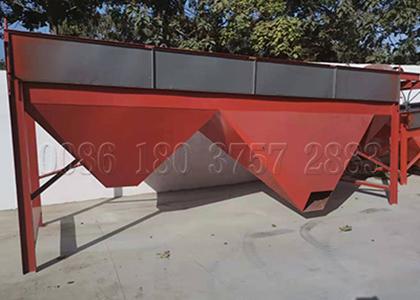 Bentonite powder screening machine