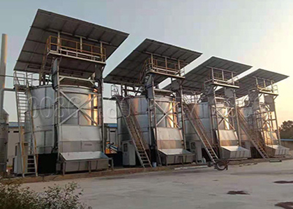 Fermenter for Biofertilizer Production