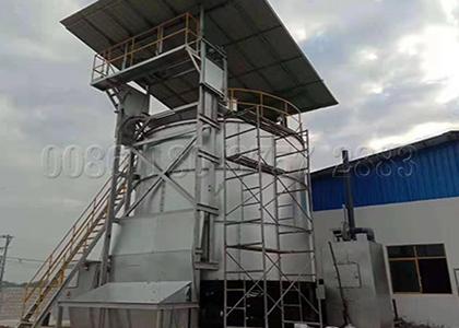 Industrial fermentation tank