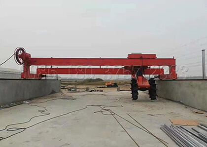 wheel type compost fertilizer turner
