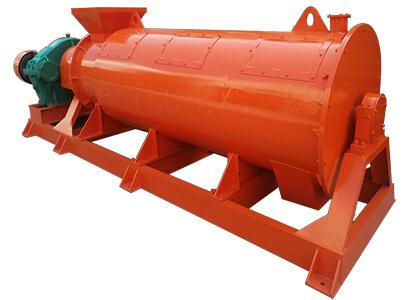 8 ton per hour organic waste fertilizer dedicated granulator