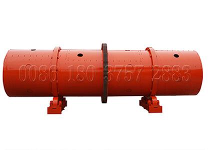 Drum type wet granulation machine