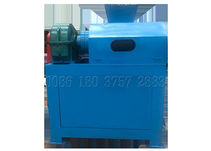 Dry extrusion fertilizer pellet processing machine