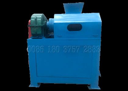 Dry granulation machine
