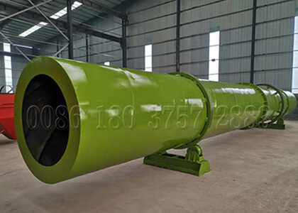 Organic manure ferilizer drum dryer