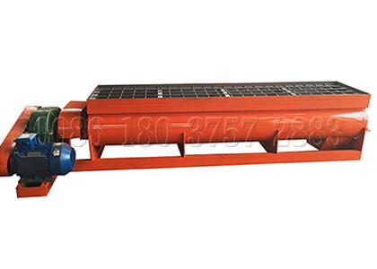 Powder mixing machine in compound fertilizer production line