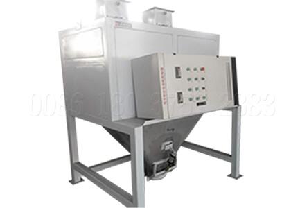bulk blending fertilizer packing machine