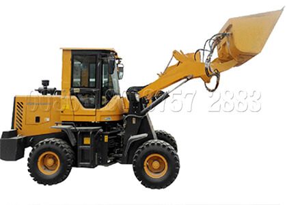 forklift type manure compost turner machine