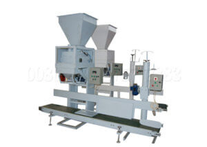 manure bagging machine