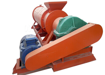 organic waste fertilizer granulator