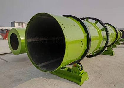 rotating drum fertilizer pelletizer