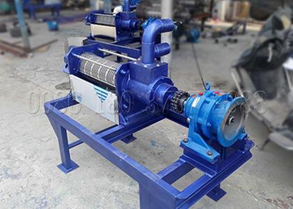 solid liquid seperation equipment