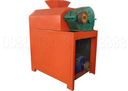Double roller press dry granulator machine