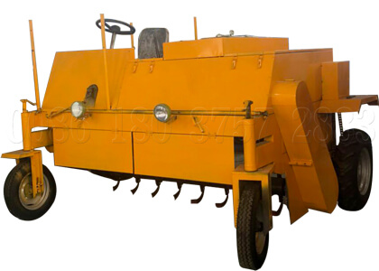 small farm composting machine