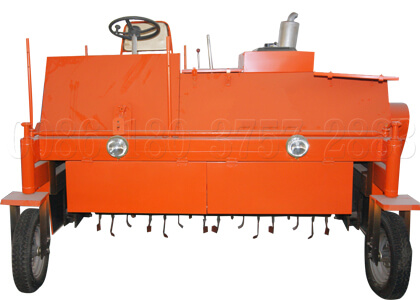 small windrow turner