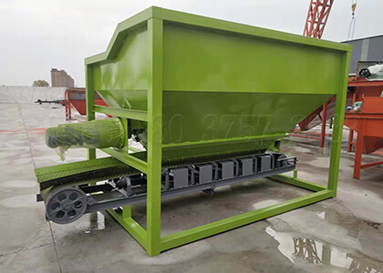 batching machine for NPK fertilizer production line