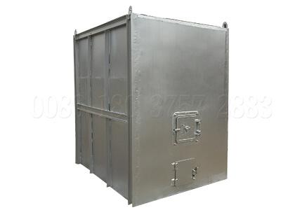 hot blast stove for drying machine