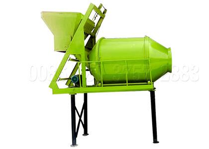 NPK fertilizer granules bulk blending machine
